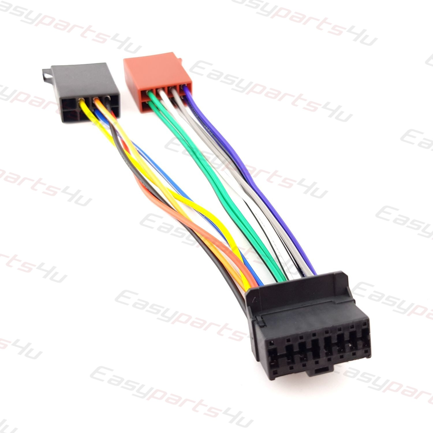 Details About Pioneer Stereo Wire Wiring Harness Cable Plug 16 Pin Deh P Iso Adapter For Car More Views
