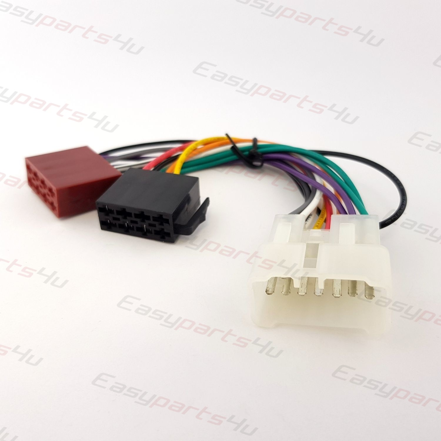 Suzuki Baleno Alto Cappucino Ignis Swift Vitara Iso Lead Wiring Vw Harness Clips More Views