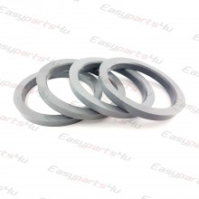 87,1 - 106,0mm centering rings (4pieces)