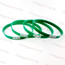 106,1 - 108,0mm centering rings (4pieces)