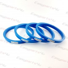 100,0 - 110,5mm centering rings (4pieces)