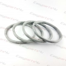 116,7 - 130,0mm centering rings (4pieces)