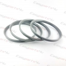 121,3 - 130,0mm centering rings (4pieces)
