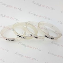 58,1 - 60,1mm centering rings (4pieces)