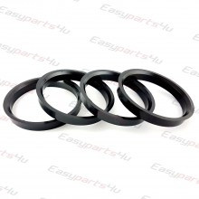 57,0 - 63,3mm centering rings (4pieces)