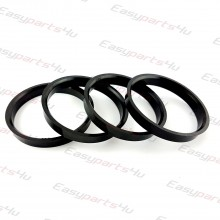 58,6 - 64,0mm centering rings (4pieces)