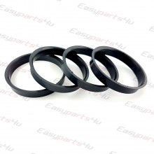60,1 - 64,0mm centering rings (4pieces)