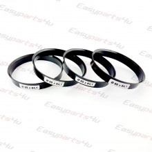 64,1 - 65,0mm centering rings (4pieces)