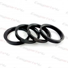 54,1 - 66,6mm centering rings (4pieces)