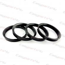 59,1 - 66,6mm centering rings (4pieces)
