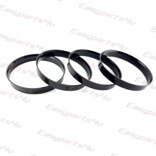 65,1 - 66,6mm centering rings (4pieces)