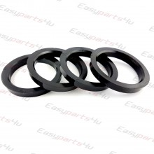 54,1 - 67,1mm centering rings (4pieces)