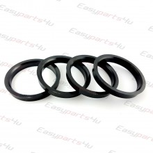 58,1 - 67,1mm centering rings (4pieces)