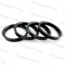 58,6 - 67,1mm centering rings (4pieces)