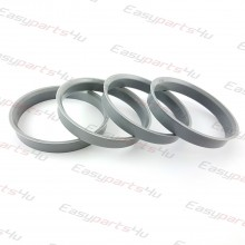 63,3 - 67,1mm centering rings (4pieces)