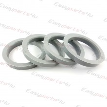 54,1 - 68,1mm centering rings (4pieces)