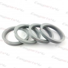 56,1 - 68,1mm centering rings (4pieces)
