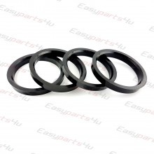 58,1 - 68,1mm centering rings (4pieces)