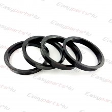 59,1 - 68,1mm centering rings (4pieces)