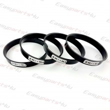66,6 - 68,1mm centering rings (4pieces)