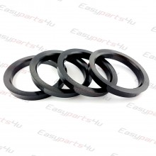 56,6 - 69,1mm centering rings (4pieces)