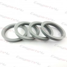 56,6 - 70,0mm centering rings (4pieces)