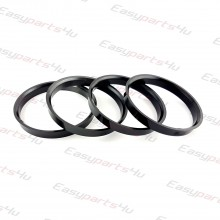 65,0 - 70,0mm centering rings (4pieces)