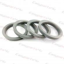 56,1 - 70,1mm centering rings (4pieces)