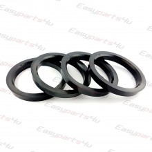 58,1 - 70,1mm centering rings (4pieces)