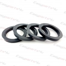 54,1 - 70,4mm centering rings (4pieces)
