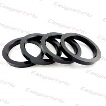 56,6 - 70,4mm centering rings (4pieces)