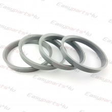 65,1 - 71,1mm centering rings (4pieces)