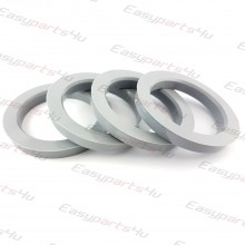 54,1 - 71,6mm centering rings (4pieces)