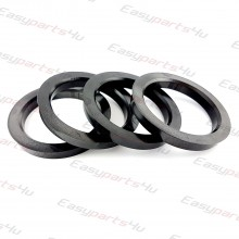 56,6 - 71,6mm centering rings (4pieces)