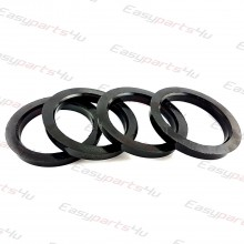 57,1 - 71,6mm centering rings (4pieces)