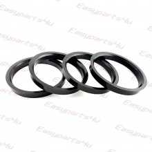 63,4 - 71,6mm centering rings (4pieces)
