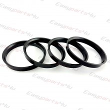 66,1 - 71,6mm centering rings (4pieces)
