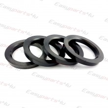 54,0 - 72,0mm centering rings (4pieces)