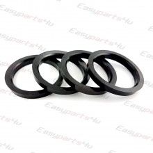 59,1 - 72,0mm centering rings (4pieces)