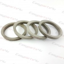 60,1 - 72,0mm centering rings (4pieces)