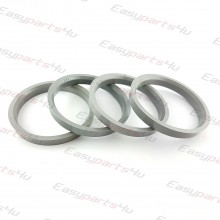 63,4 - 72,0mm centering rings (4pieces)