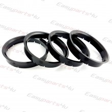 66,1 - 72,0mm centering rings (4pieces)