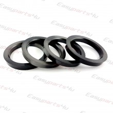 57,1 - 72,3mm centering rings (4pieces)
