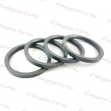 60,1 - 72,3mm centering rings MOMO (4pieces)