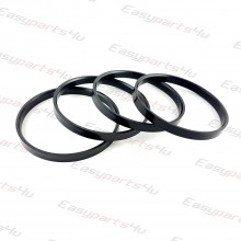 66,5 - 72,3mm centering rings MOMO (4pieces)
