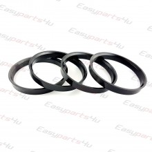 66,6 - 72,3mm centering rings (4pieces)