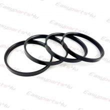 66,6 - 72,3mm centering rings MOMO (4pieces)