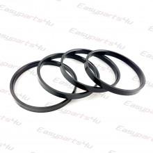 67,1 - 72,3mm centering rings MOMO (4pieces)