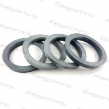 56,6 - 72,5mm centering rings (4pieces)