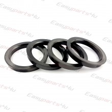 58,1 - 72,5mm centering rings (4pieces)